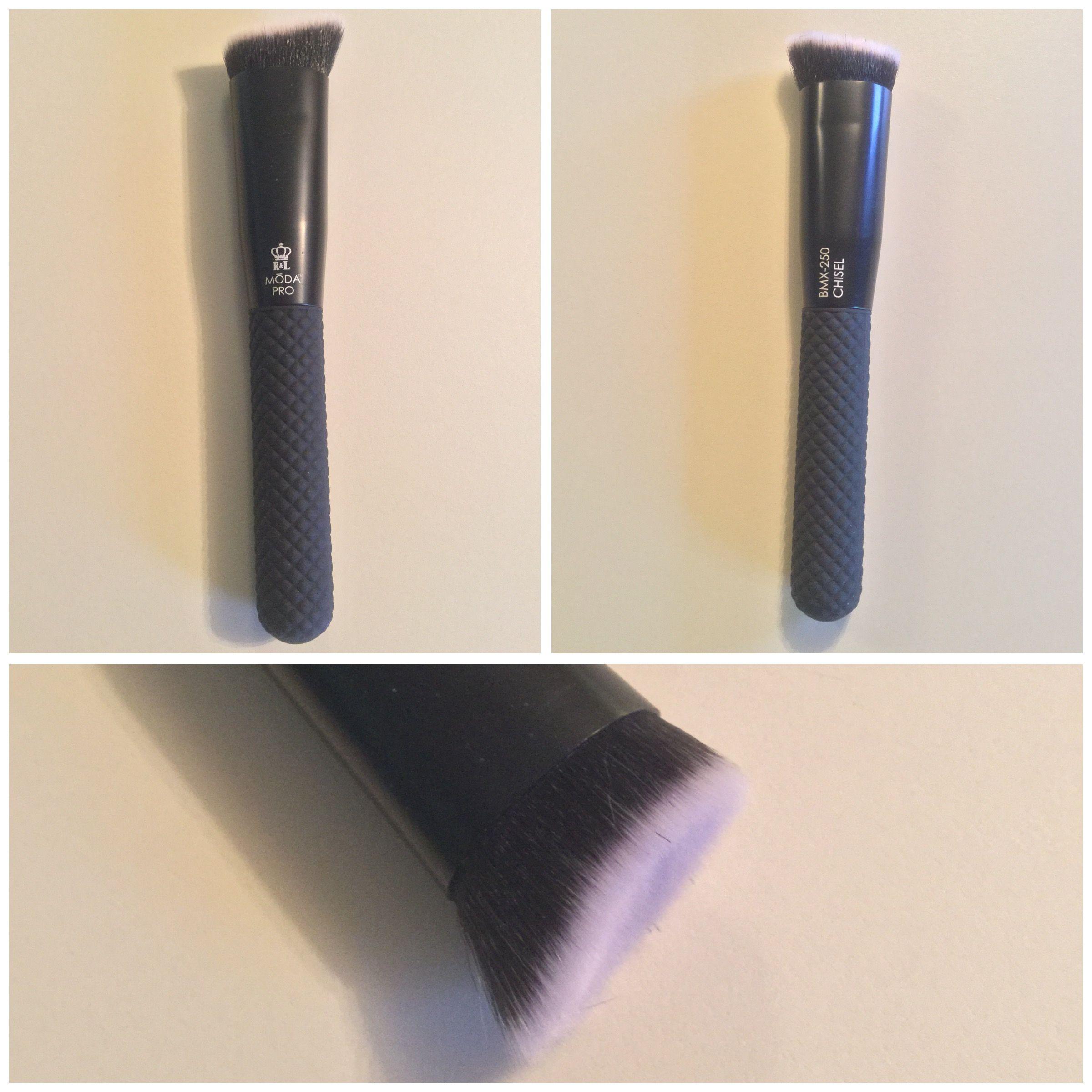 Moda BMX250 Chisel Brush, used once, from BoxyCharm