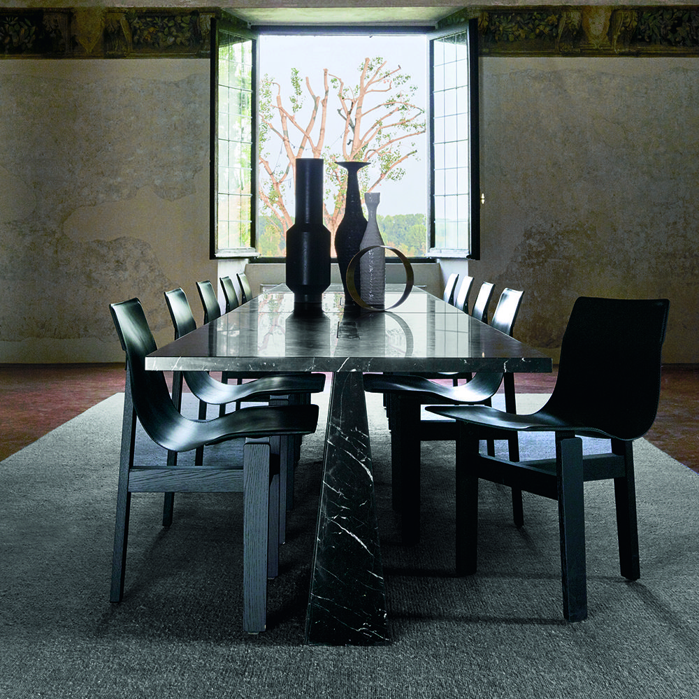 Tre 3 Chair Angelo Mangiarotti Agapecasa Suite Ny