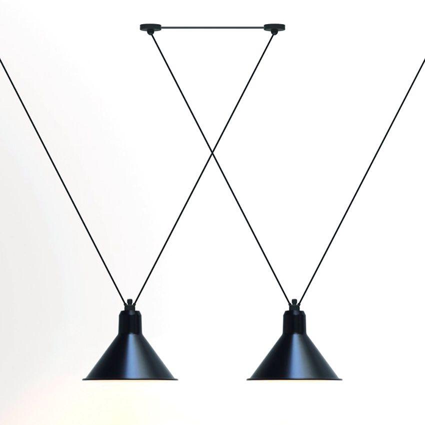 Les Acrobats De Gras: Hängeleuchte N° 323 CONIC XL Von Lampe Gras, Bild