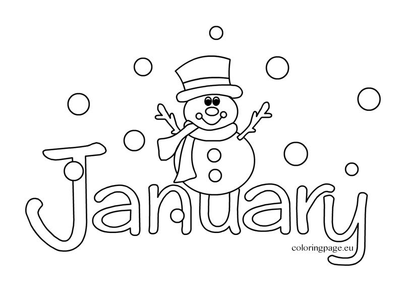 Winter Coloring Page Preschool Coloring Pages Coloring Pages Winter Free Coloring Pages