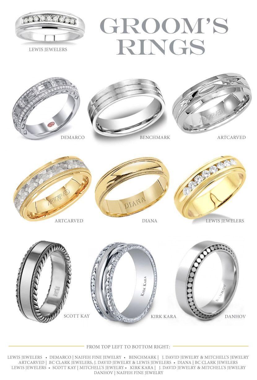 Rings for Groom