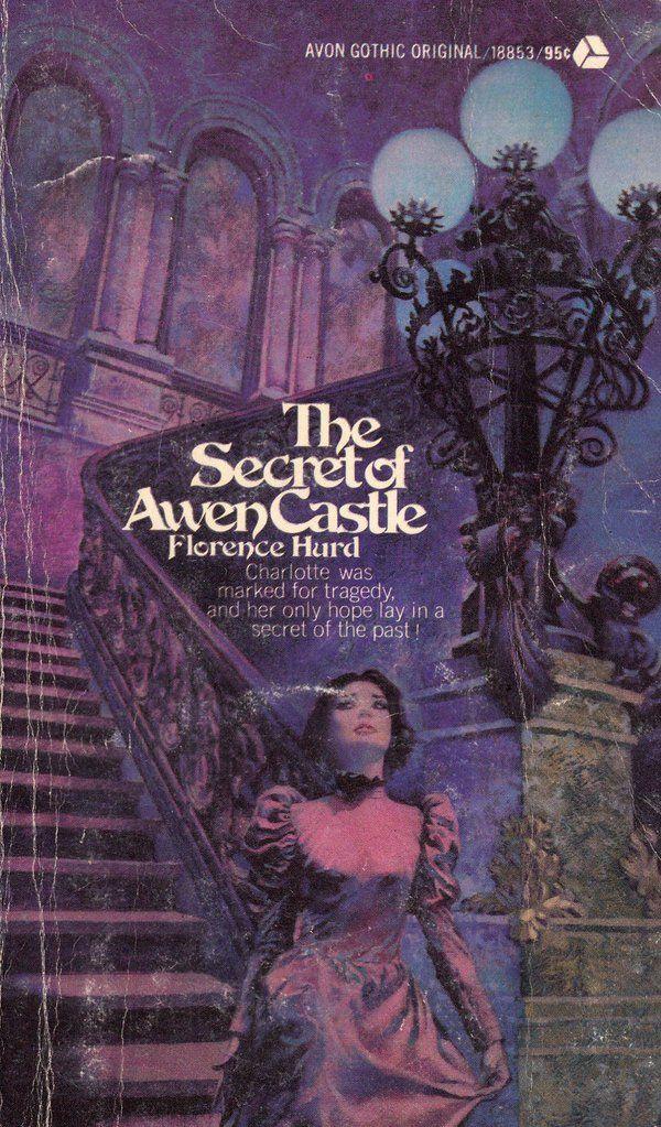 Pulp Librarian Pulplibrarian Gothic Romance Books Gothic Books Horror Book Covers