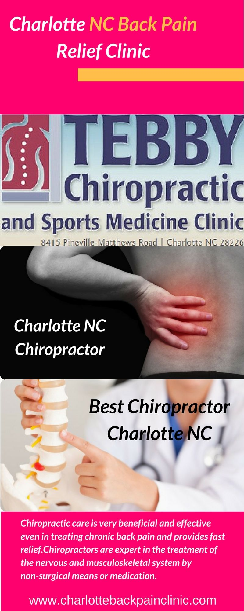 tebby chiropractic and sports medicine clinic is the most reliable