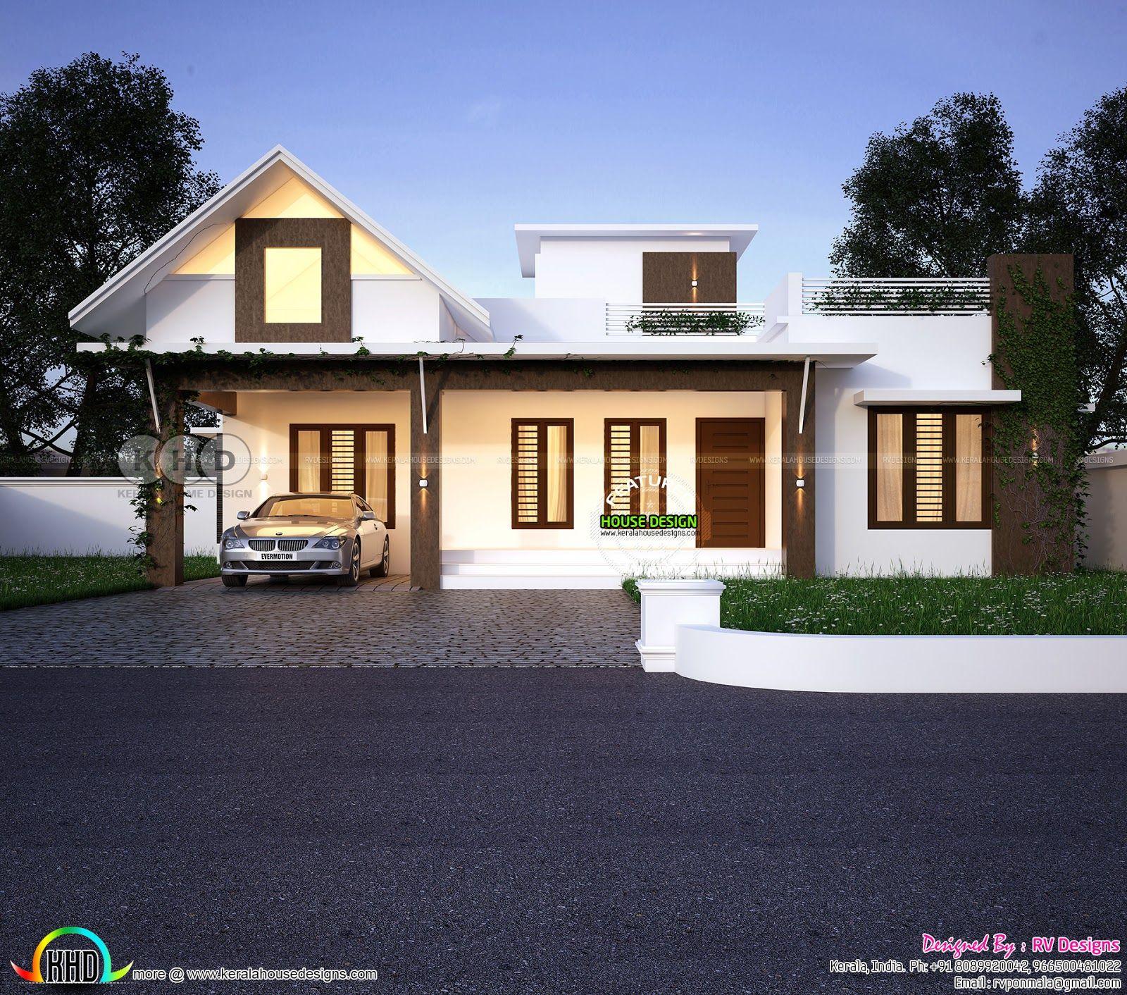 Gallery of Kerala home design floor plans