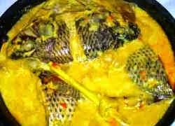 Resep Ikan Gurame Bumbu Kuning Paling Enak Food Recipes Indonesian Food