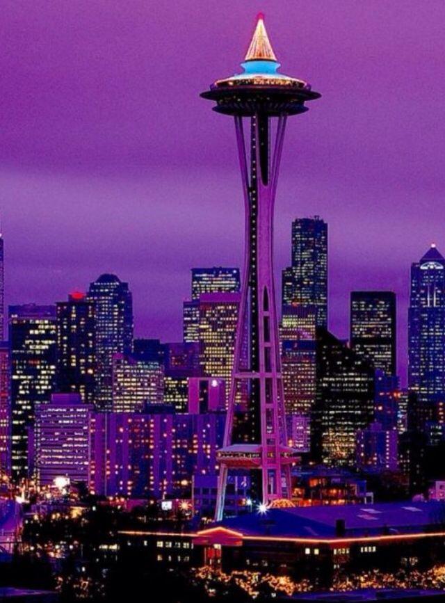 Scopri ricette, idee per la casa, consigli di stile e altre idee da provare. My city 💜 | Purple city, City wallpaper, City aesthetic