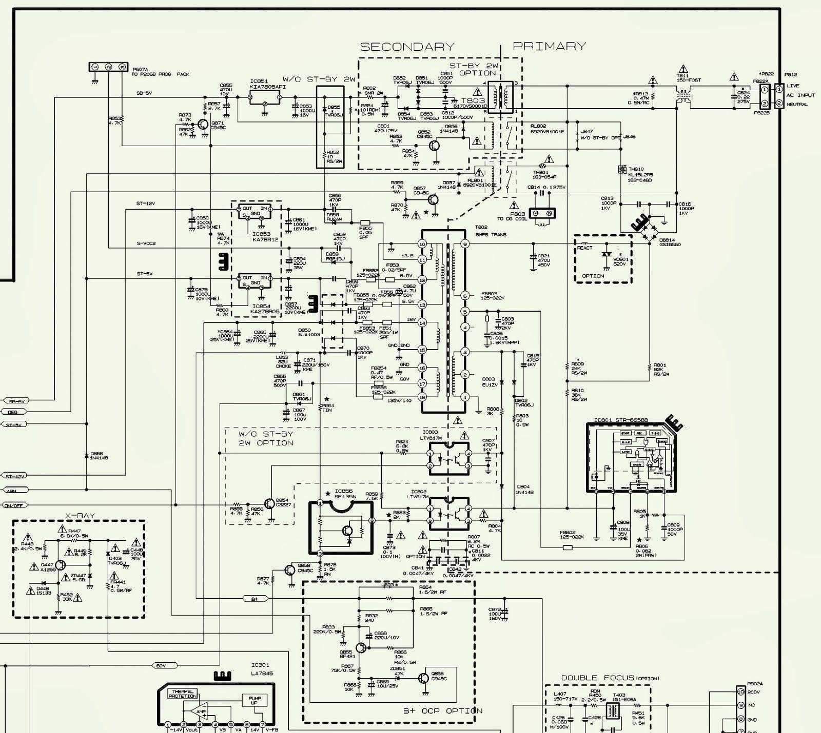circuit diagram free