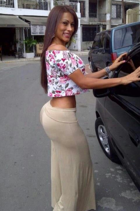 Latin Women With Big Asses