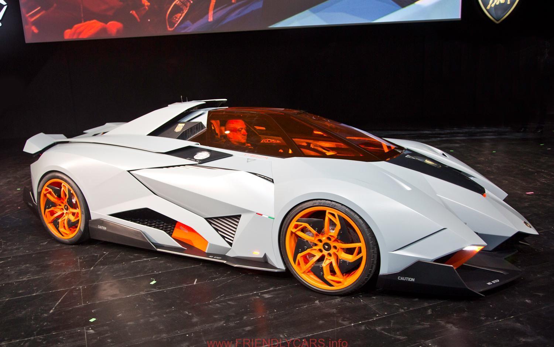 Awesome 2014 Lamborghini Egoista Image Hd Lamborghini Egoista