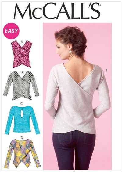 SewingPatterns.com | Sewing Patterns: Tops | Pinterest