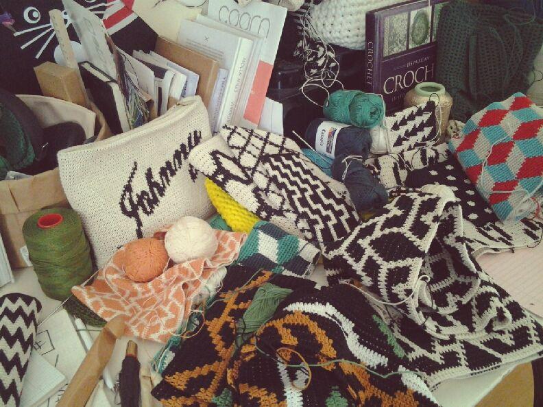 Molla Mills Crochetterie: Photo