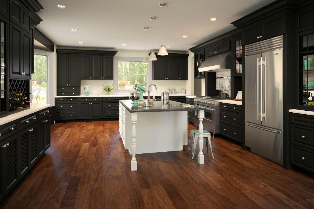 Best Kitchen Of The Day Dakota Midnight Online Kitchen 640 x 480