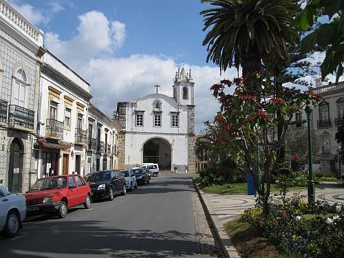 Church of São Paulo - Igreja de Nossa Senhora da Ajuda (ou de São Paulo) Location: Praça Dr. António Padinha, Tavira