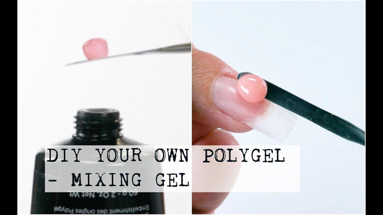 Pin by Nina on nails Diy acrylic nails, Gel nails diy
