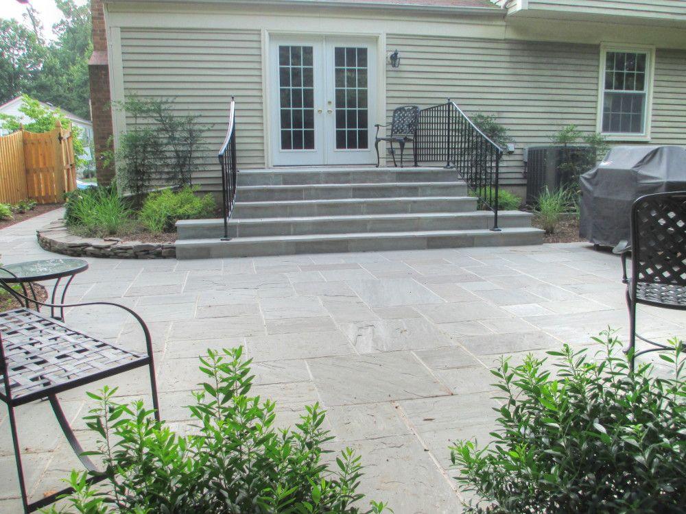 Best Stone Patio Ideas Flagstone Steps Walkway Patio And 400 x 300