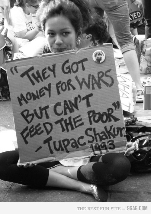 Photo of Tupac quote