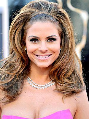 Are You Loving Maria Menounoss Super Retro Hair Yes Im A