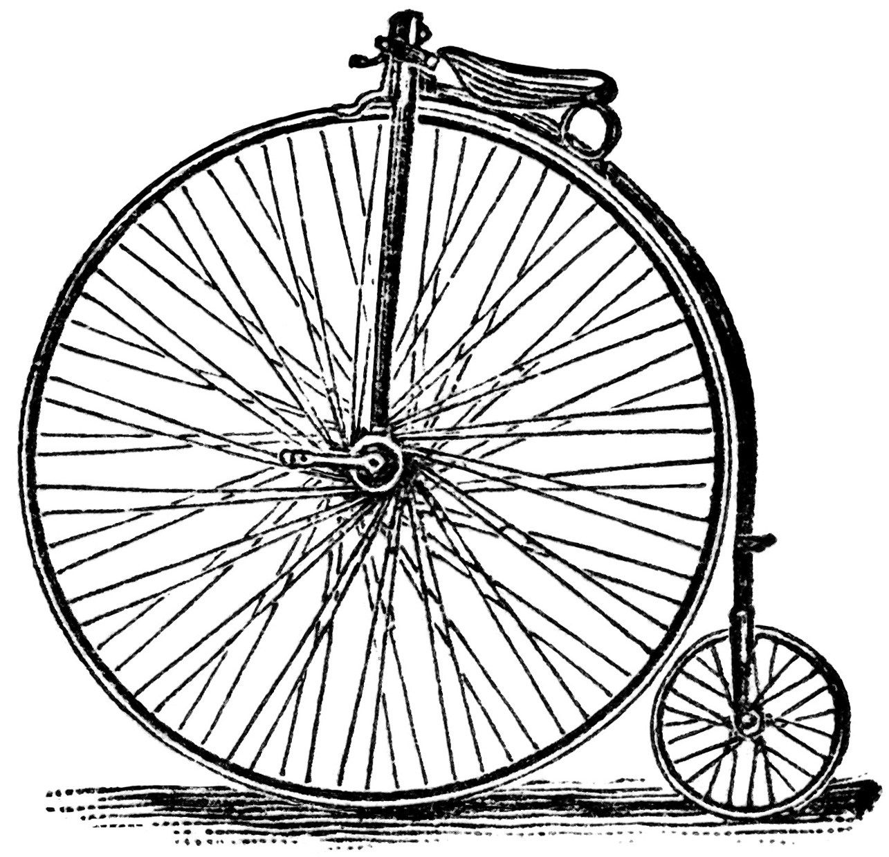Victor Cycle Magazine Ad Free Vintage Bicycle Clipart