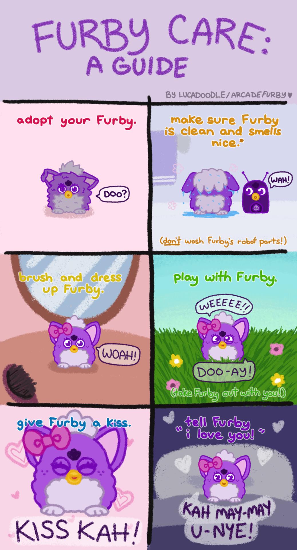 Animal Jam Funny And Scary Pets : animal, funny, scary, Nostalgia, Furby,, Animal, Virtual