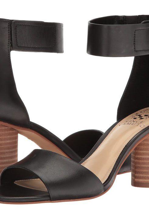 Vince Camuto Jacon (Black Mexico) Women's Shoes