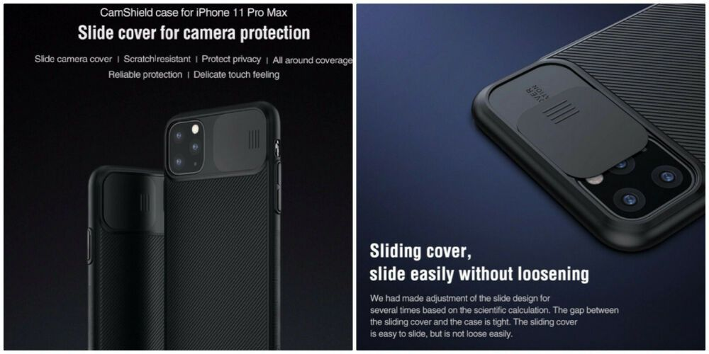 Cases cover iphone 11 pro max case camera protection