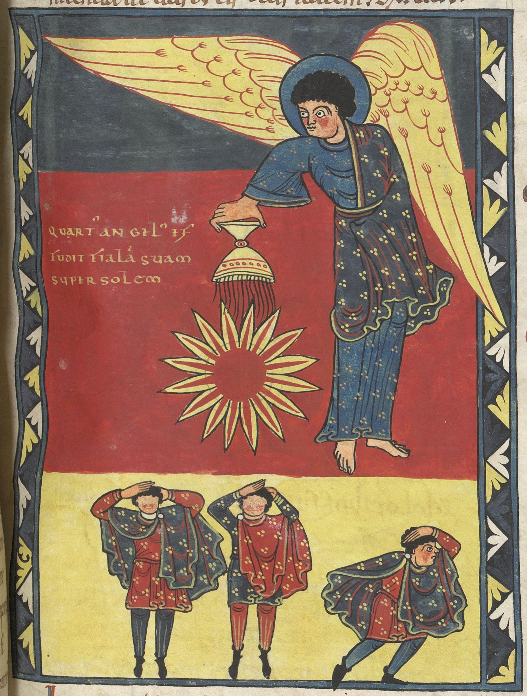 Beatus A Liebana Commentarius In Apocalypsin Gallica En 2020