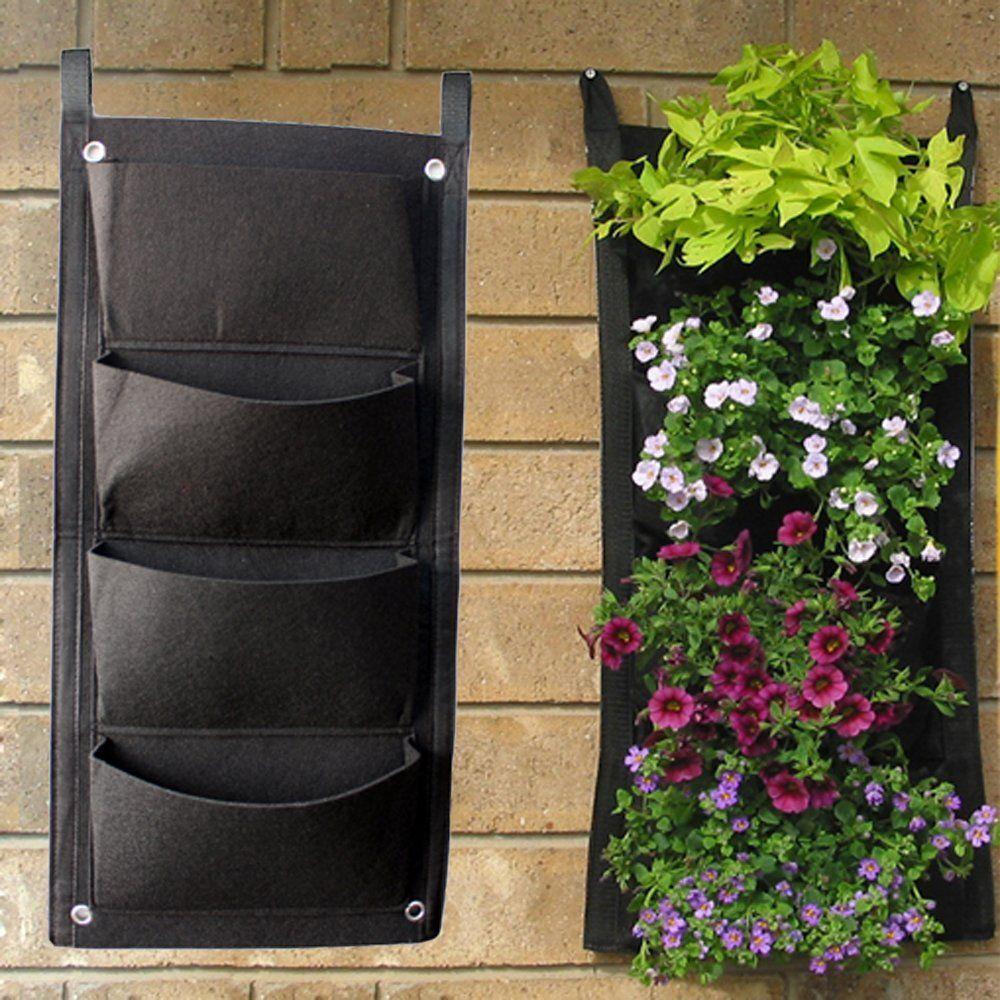 Amazon.com: Sumnacon® Vertical Wall Garden Planter