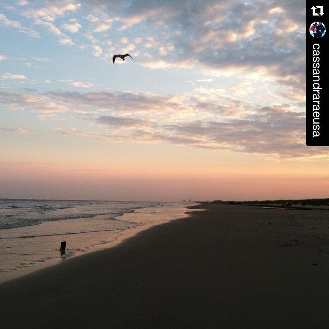 Mustang Island Beach: Sunsets Are Better In Texas. Http://ift.tt/1M0jTQ3