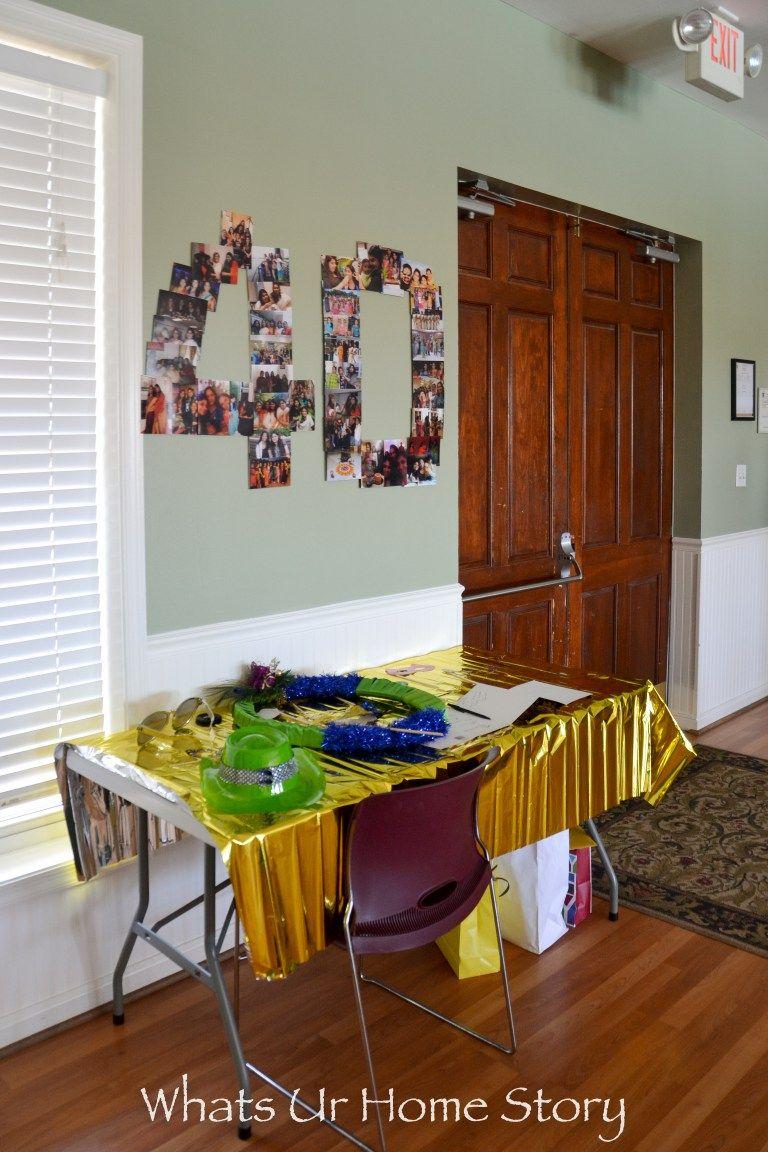 Peacock Theme Party Milestone birthdays DIY ideas and Funky junk