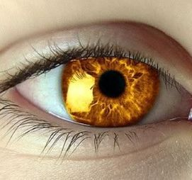 What is your true magical eye colour
