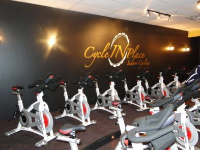 Grand Opening Cycleinplace A New Indoor Cycling Studio Cycling Studio Indoor Cycling Cycling