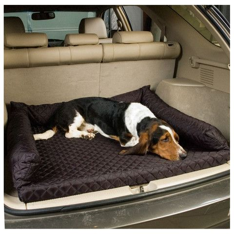 SUV Quilted Dog Bed & Cargo Mat by Snoozer Pet Products | Dog beds ...