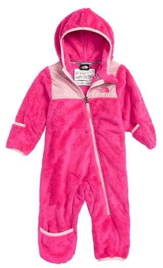 db1a61d246 The North Face Oso Hooded Fleece Romper