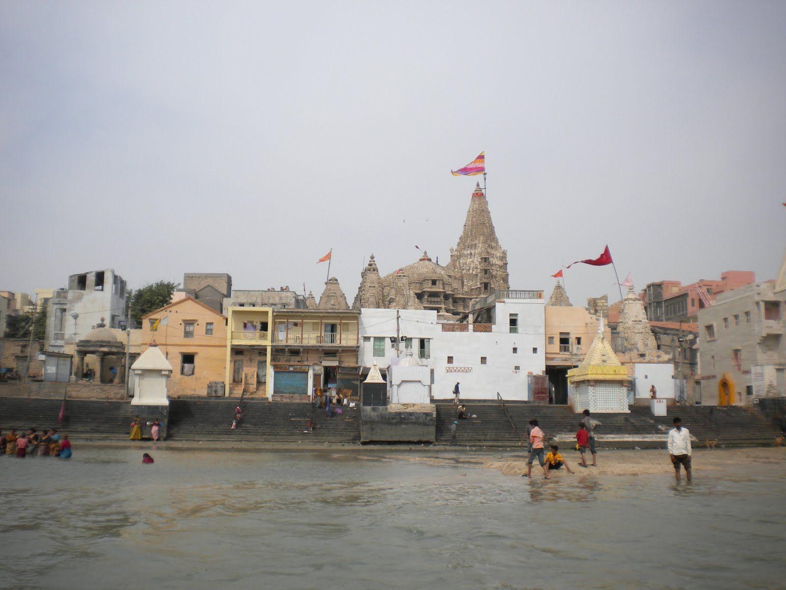 Dwarka | Gujarat Odyssey | Pinterest | India, Hindu temple ...
