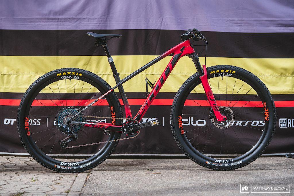 5 Bikes And A Few Tech Randoms Albstadt World Cup Xc 2019 Pinkbike Xc Mountain Bike Mtb Bike Mountain Bike