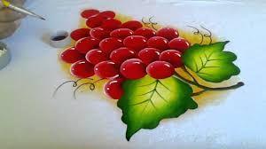 Resultado de imagem para pintura em tecido verduras e legumes