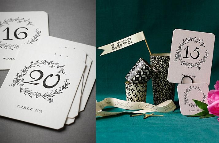black & white wedding reception | black-white-wedding-decor-ideas ...