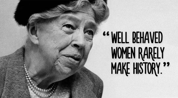 Citaten Voor Vrouwen : Eleanor roosevelt inspirerende quotes van power vrouwen