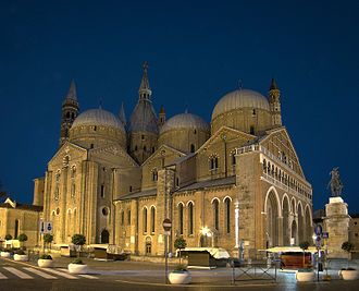 Basilica Of Saint Anthony Of Padua Saint Anthony Of Padua Cities In Italy Basilica