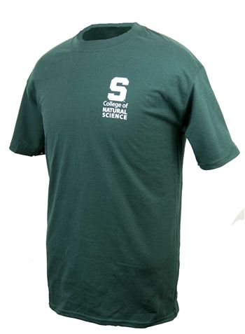 Michigan State University College of Natural Science T-Shirt