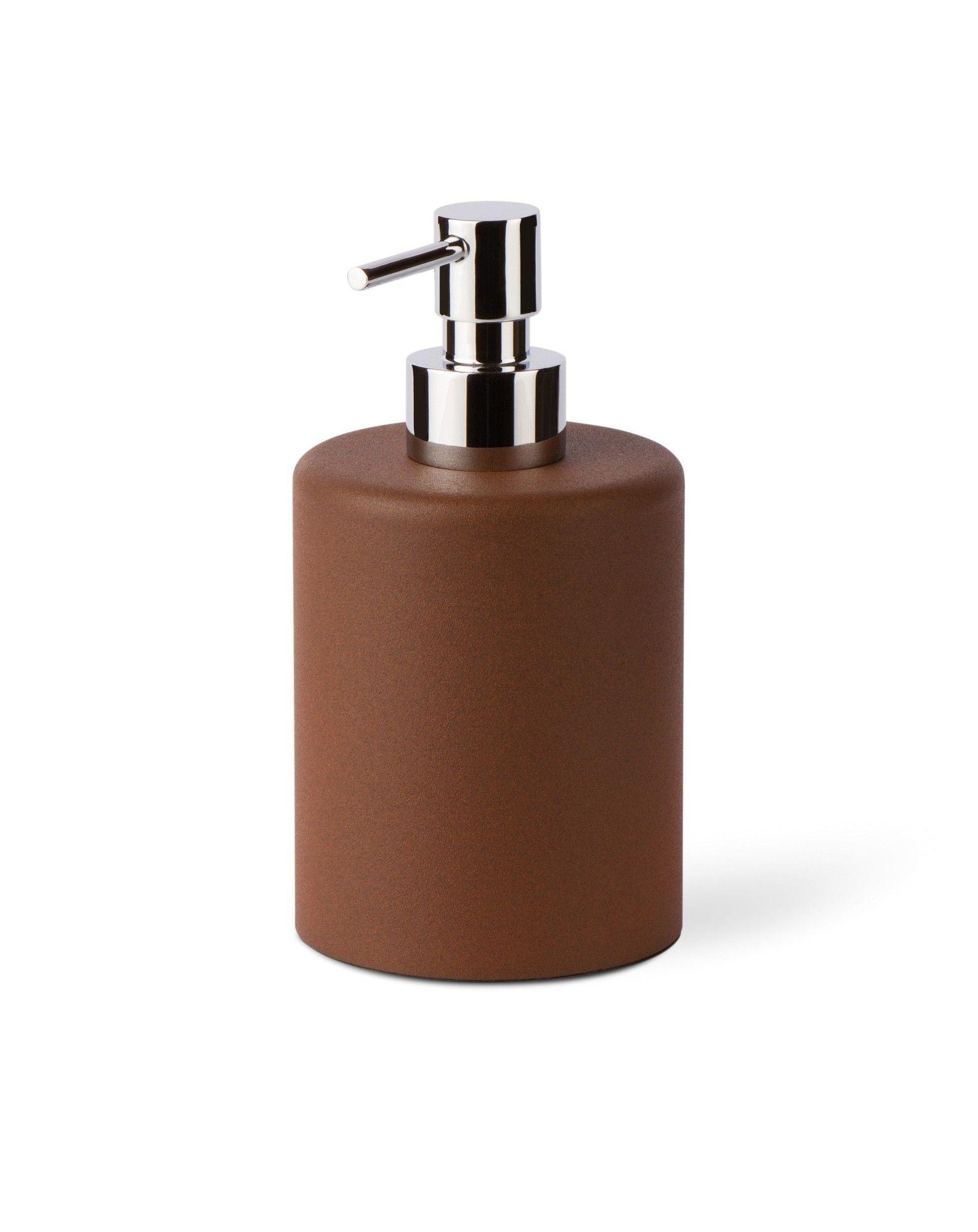 Saon Liquid Soap Dispenser in Painted Aluminum