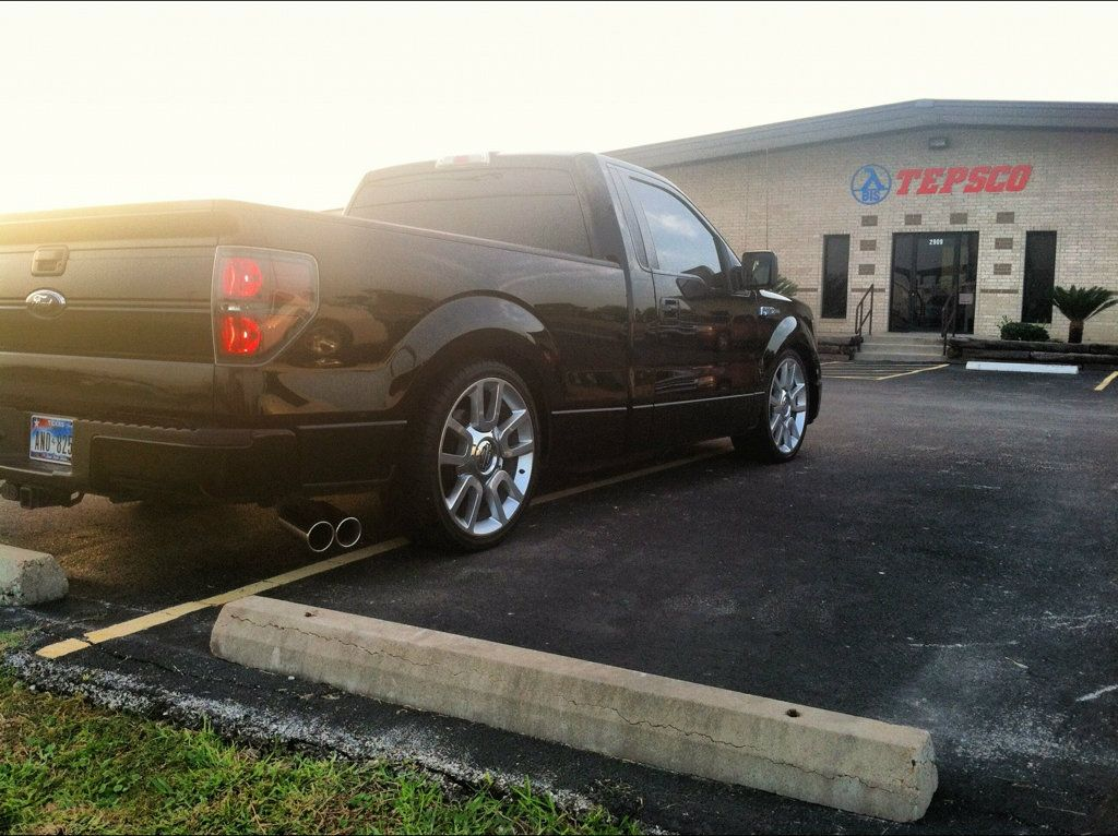 Show Off Your 09 11 Street Trucks F150online Forums Ford