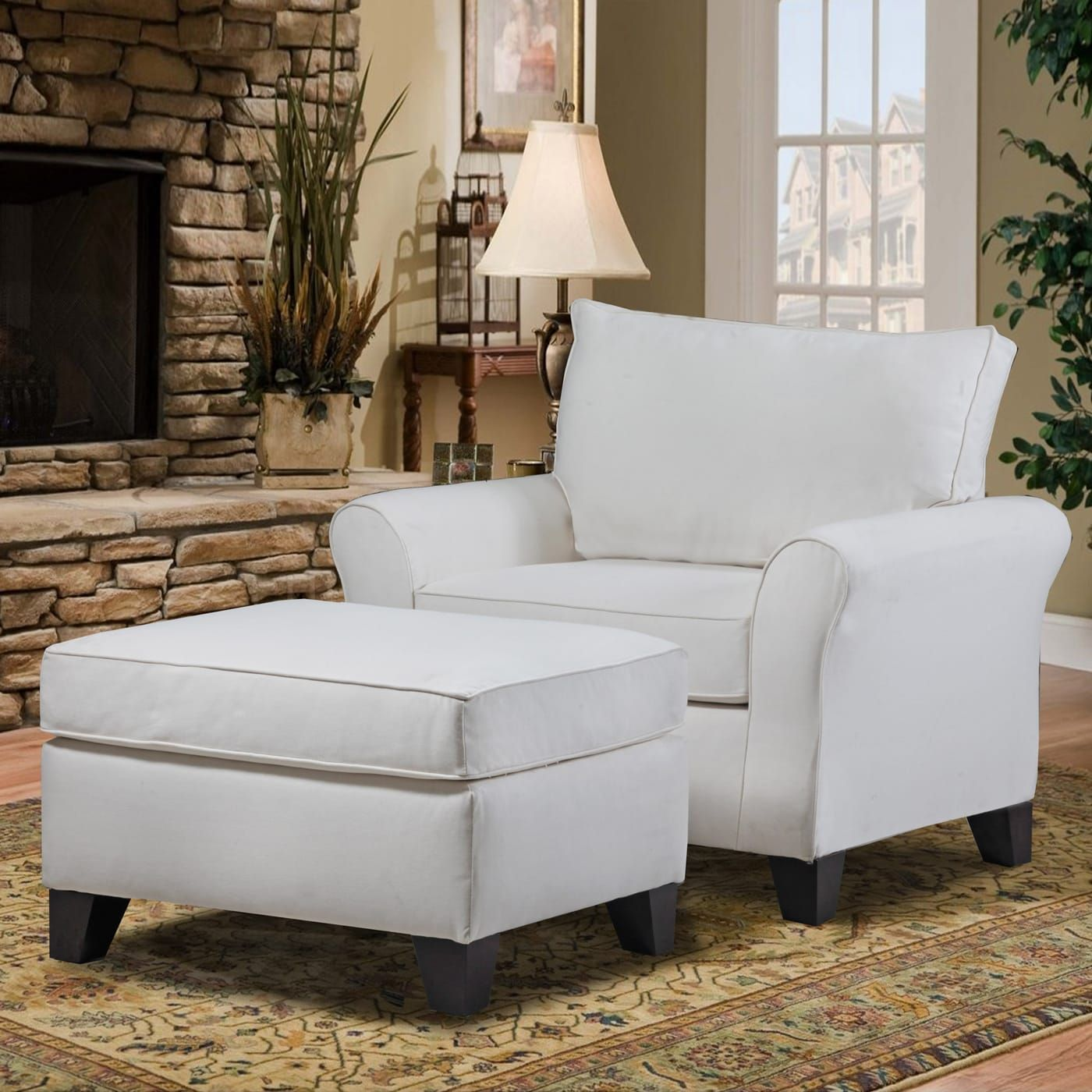 Shop Carolina Accents CA5215 CA5202 Belle Meade Arm Chair and