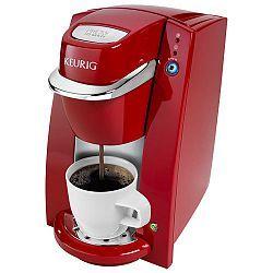 Kerig Coffee Maker In Red Keurig Single Serve Coffee Maker B30r