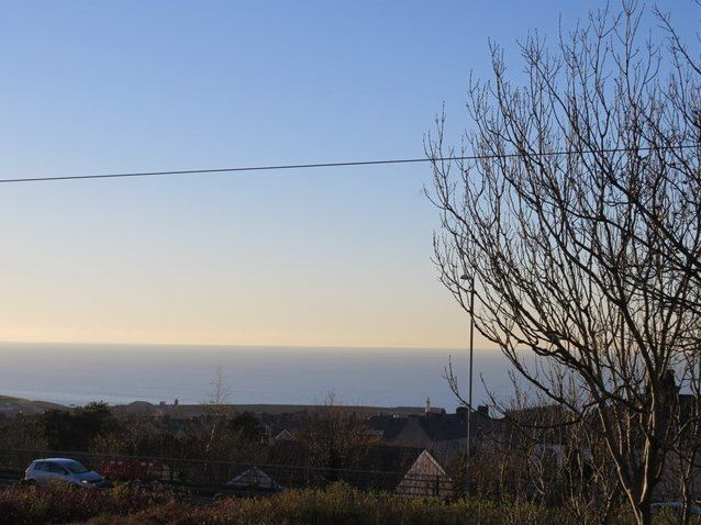 Stunning sea views from our home for sale on Ladypit Terrace in Whitehaven!