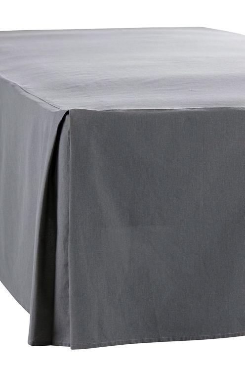 Sengekappe Dena i vasket bomull  Interiør Produkter  Bedroom, Home och Room