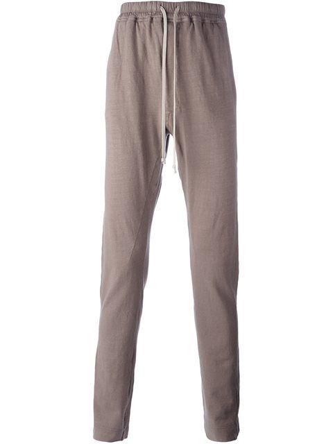 RICK OWENS DRKSHDW 'Berlin' track pants. #rickowensdrkshdw #cloth #pants