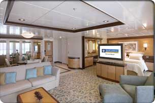 Owner S Suite Yep That S Where I Ll Be My Room Exactly In 25 Days Royal Caribbean Navigator Of The Seas Royal Caribbean Ships