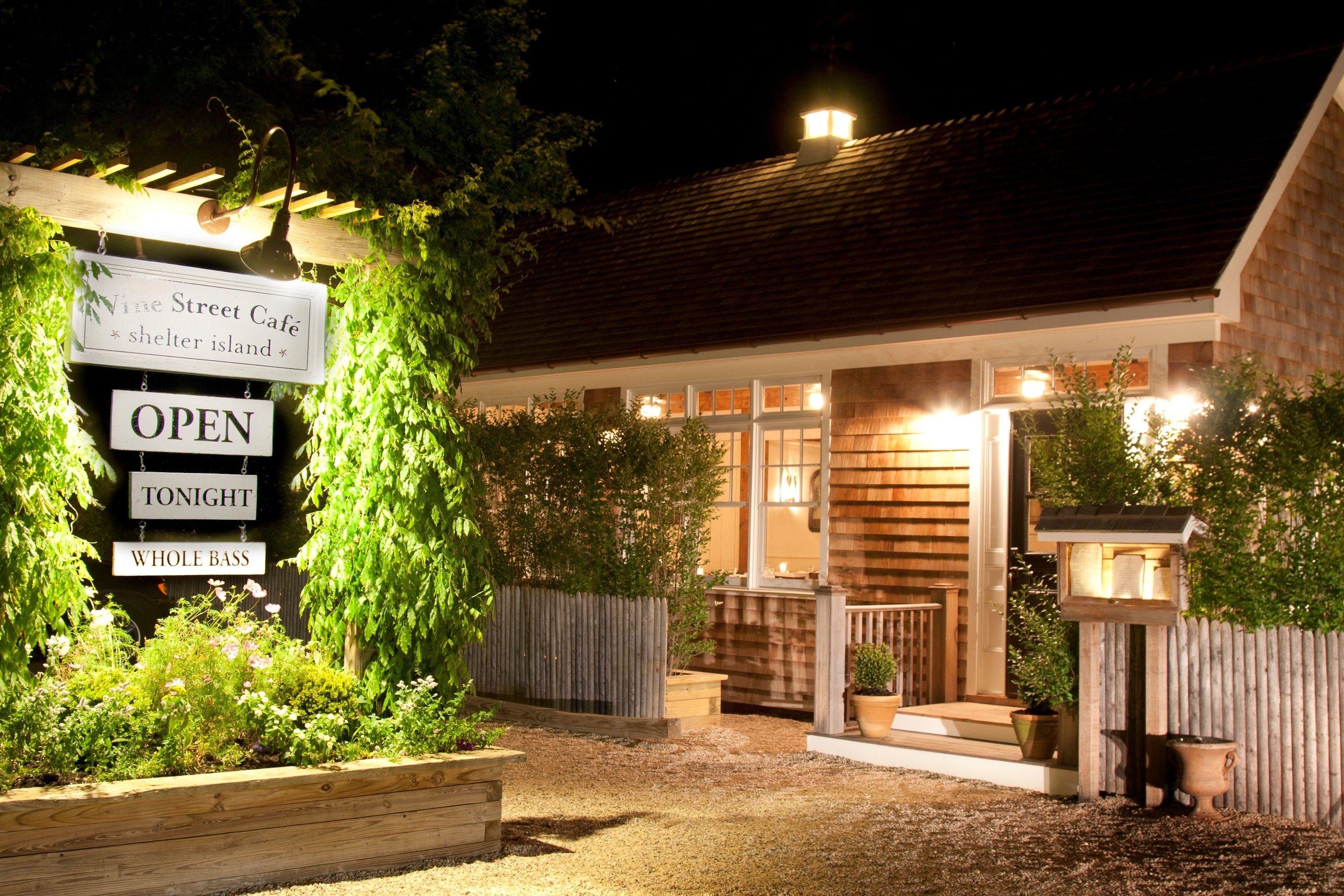 The Restaurant Shelter Island Island The Hamptons