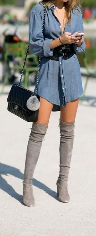 67 super Ideas for boots outfit knee high